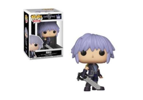 Funko Pop Disney Kingdom Hearts 3 Riku Vinyl Action Figure
