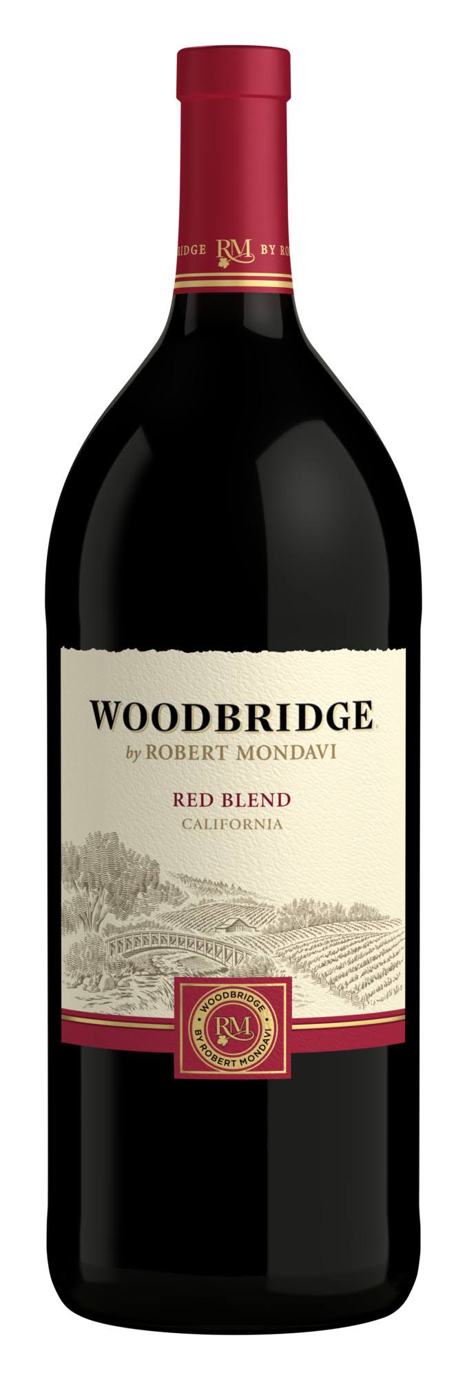 Woodbridge Red Blend, California, 2015 - 1.5 l
