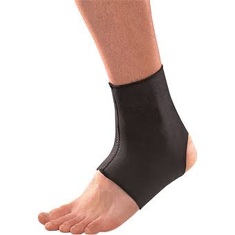 Mueller Neoprene Blend Ankle Support - Black, X-Large