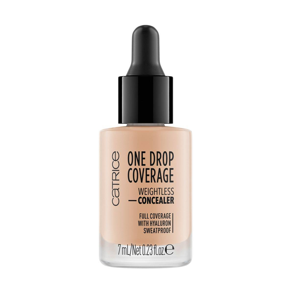 Catrice One Drop Coverage Weightless Concealer - 010 Light Beige, 7ml