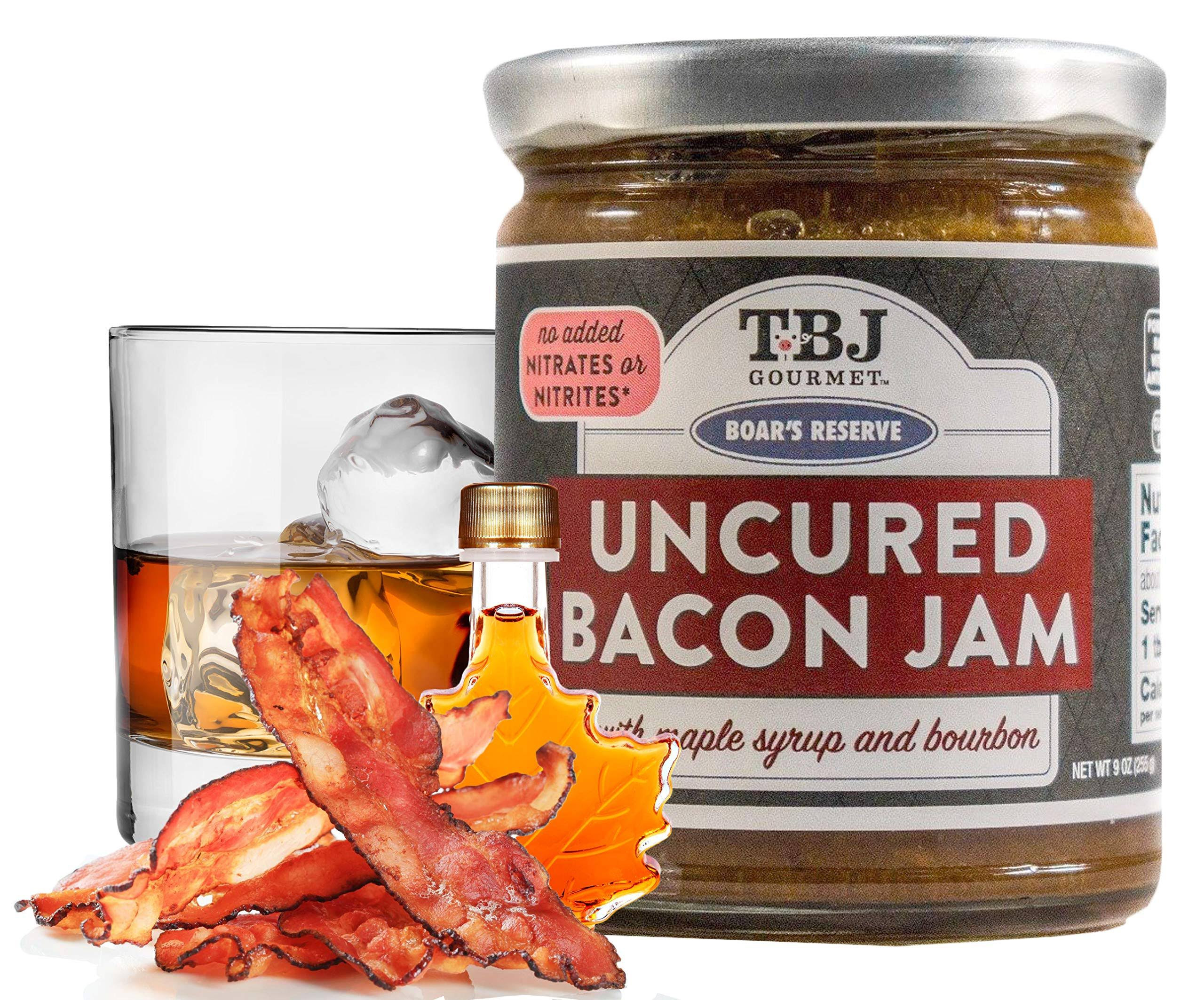 The Bacon Jams Bacon Spread - Black Pepper, 3 Pack