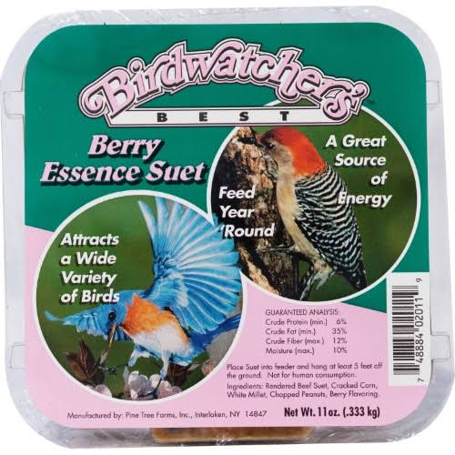 Birdwatcher's Berry Essence Bird Food - 11.75oz