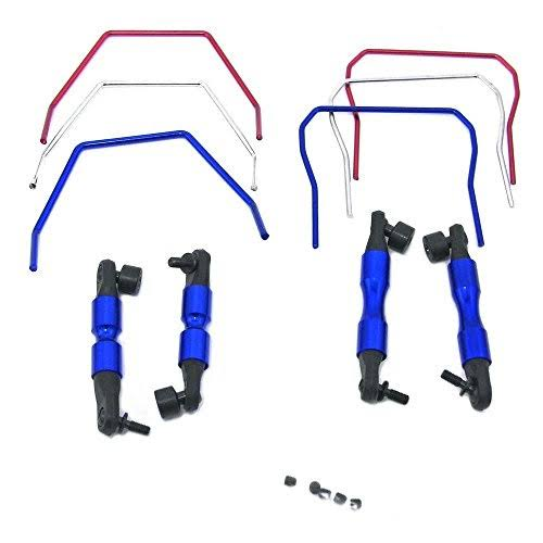 Hot Racing Slf311 Slash Rally Front Rear Sway Bar Set