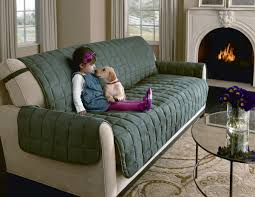 Black Sofa Covers India by Sofa Covers For Pets To Protect Furniture