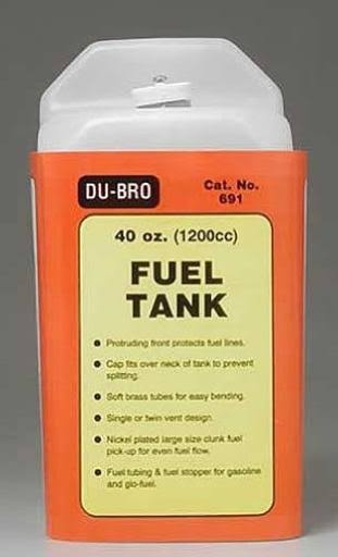 Du-bro Fuel Tank,  40 oz