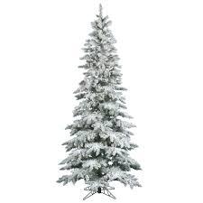 7ft Black Pencil Christmas Tree by Homebase Christmas Tree Christmas Lights Decoration