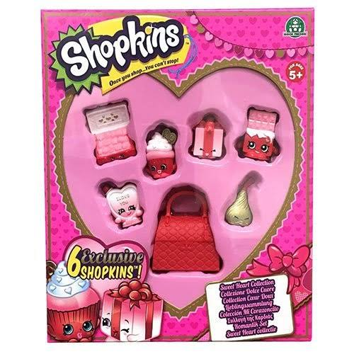 Shopkins Valentine's Day Sweet Heart Collection