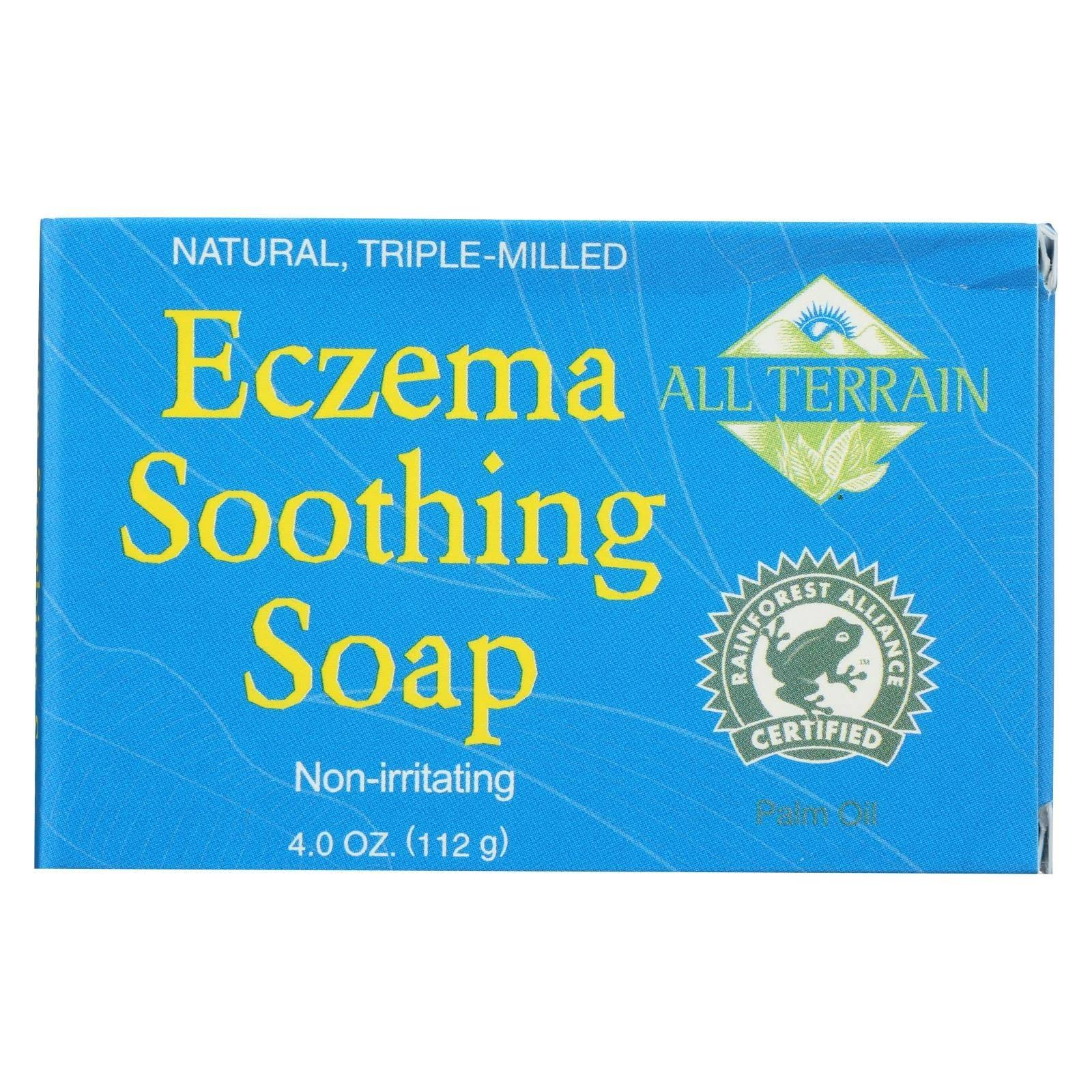 All Terrain Eczema Soothing Bar Soap - 4oz