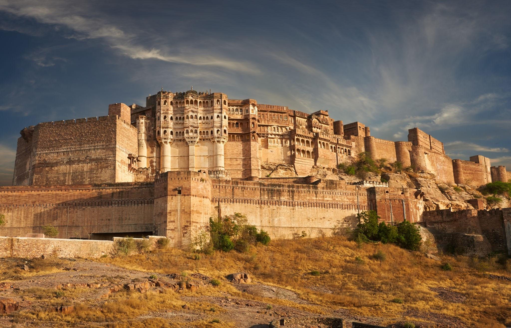 Mehrangarh Fort abd Museum