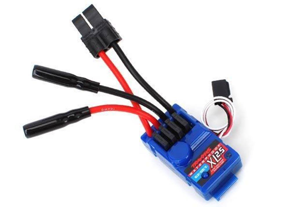 Traxxas XL 2.5 Rc Control Line Electronic Speed Control