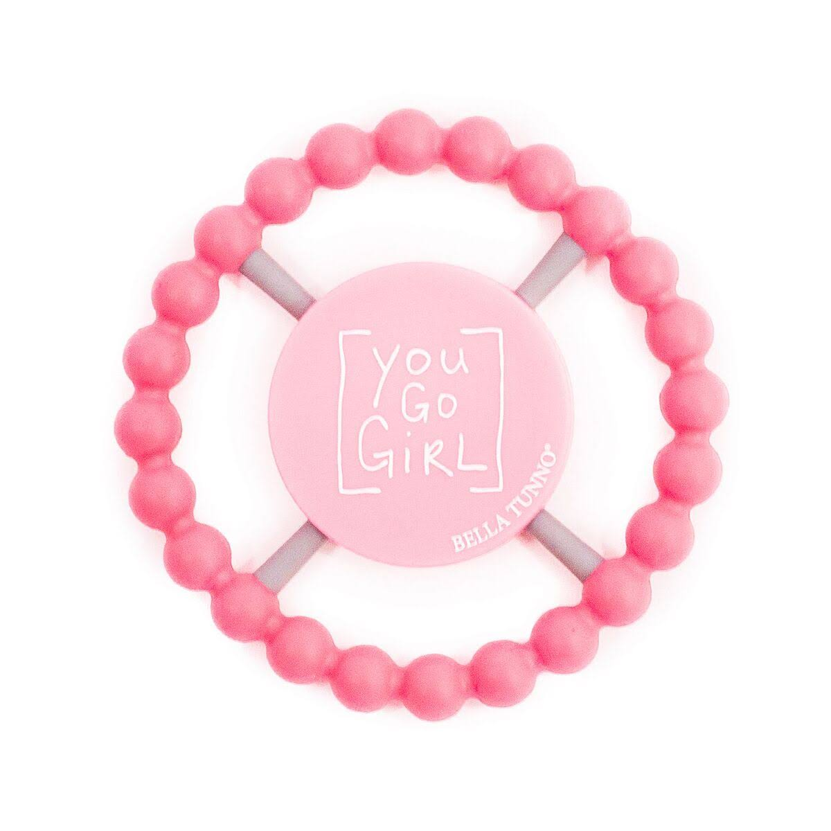 Bella Tunno - You Go Girl Teether