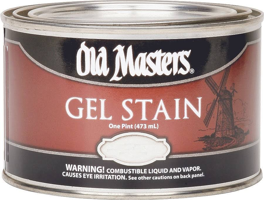 Old Masters 81008 PT Pickling White Gel Stain