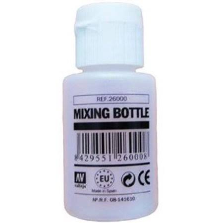 Vallejo Mixing Bottle - 35ml