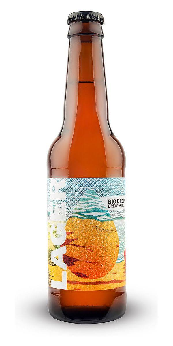 Big Drop Brewing Co. Lager Beer - 330ml