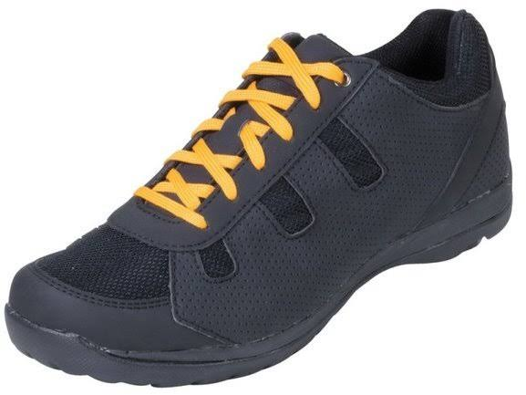 Serfas SMT-160B Men's Trax Shoe - Black - 41