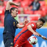 كأس القارات, منتخب ألمانيا لكرة القدم, منتخب أستراليا لكرة القدم, أليكسيس سانشيز