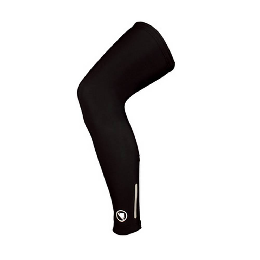 Endura Thermolite Leg Warmers - Black, Large & X-Large