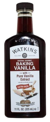 Watkins Original Extract Baking Vanilla - 11oz
