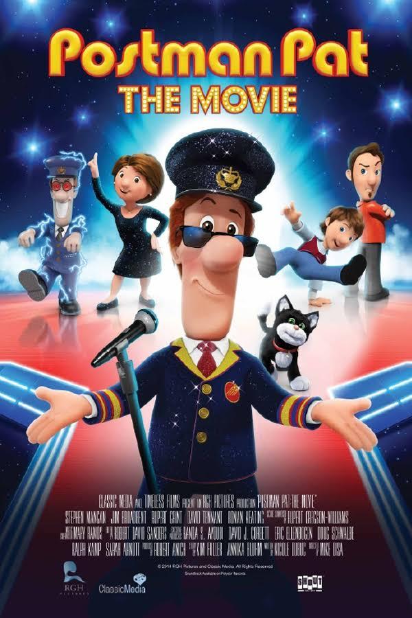 Postman Pat-Postman Pat: The Movie