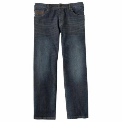 prAna Men's Axiom Jean 32 in. Inseam Antique Stone Wash 33