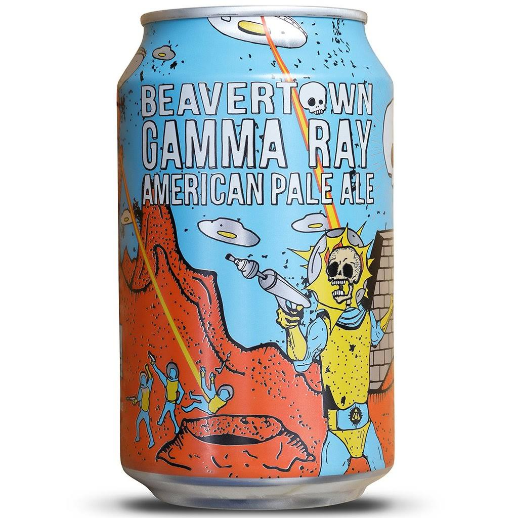 Beavertown Gamma Ray American Pale Ale - 330ml