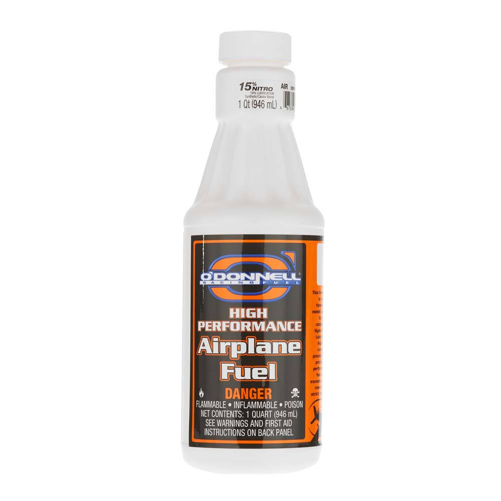 O Donnell Airplane Nitro Fuel - 1qt