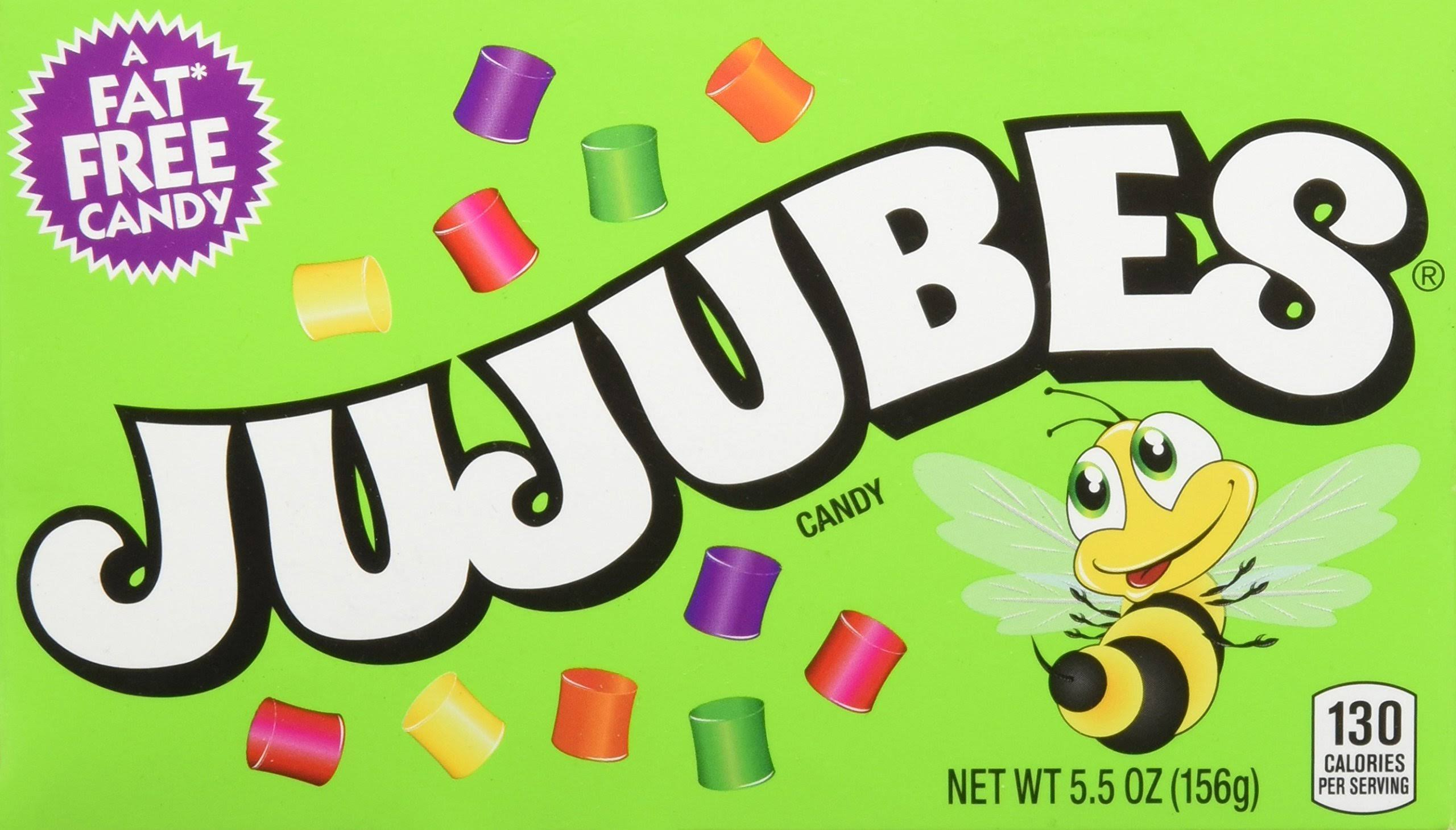 Jujubes Original Candy - 5.5 oz