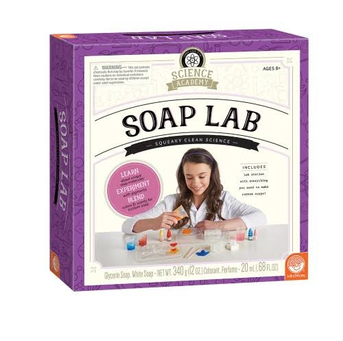 Science Academy Soap Lab Activity Kit