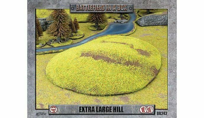 Battlefield in A Box - Extra Large Hill