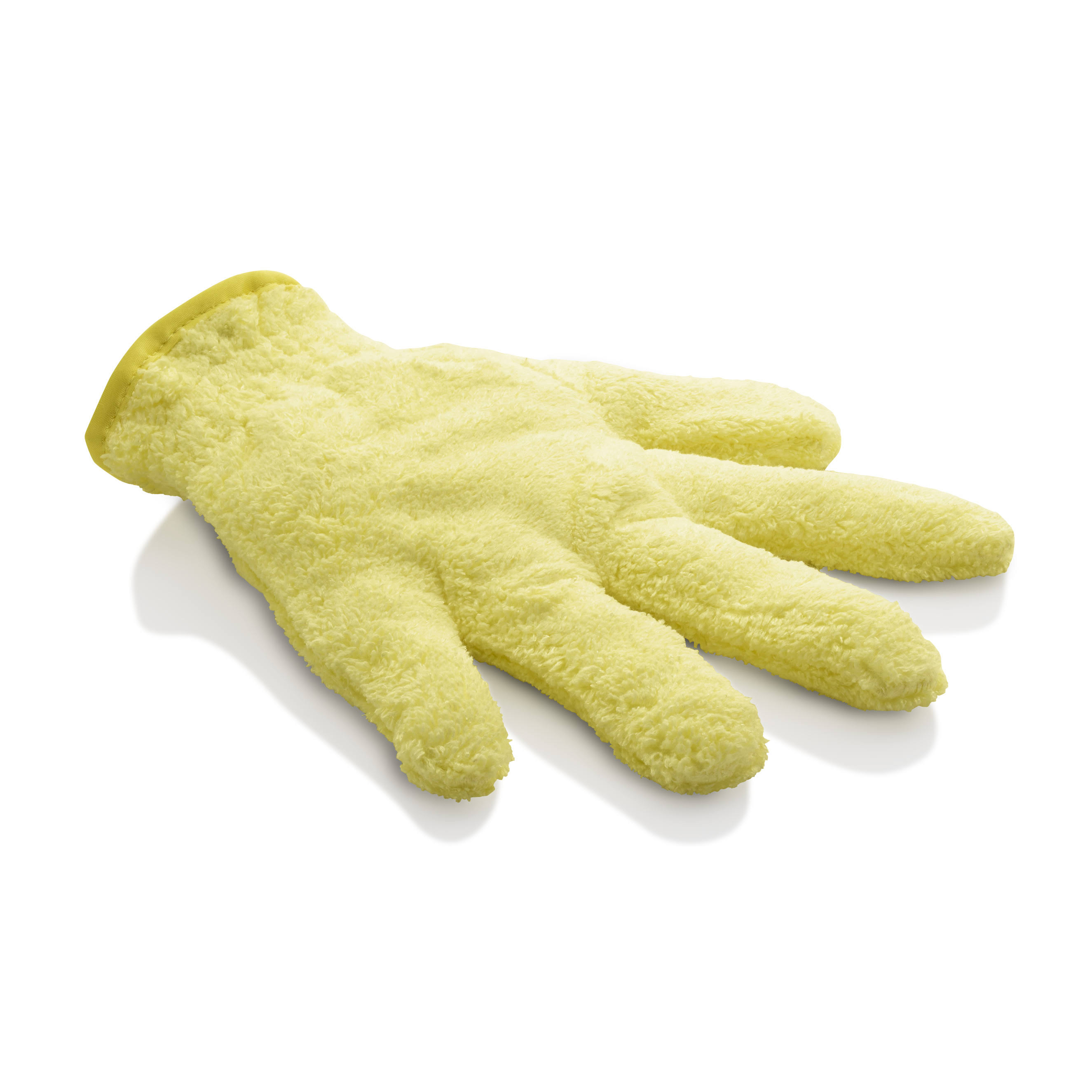 E Cloth High Performance Dusting and Cleaning Glove - Yellow