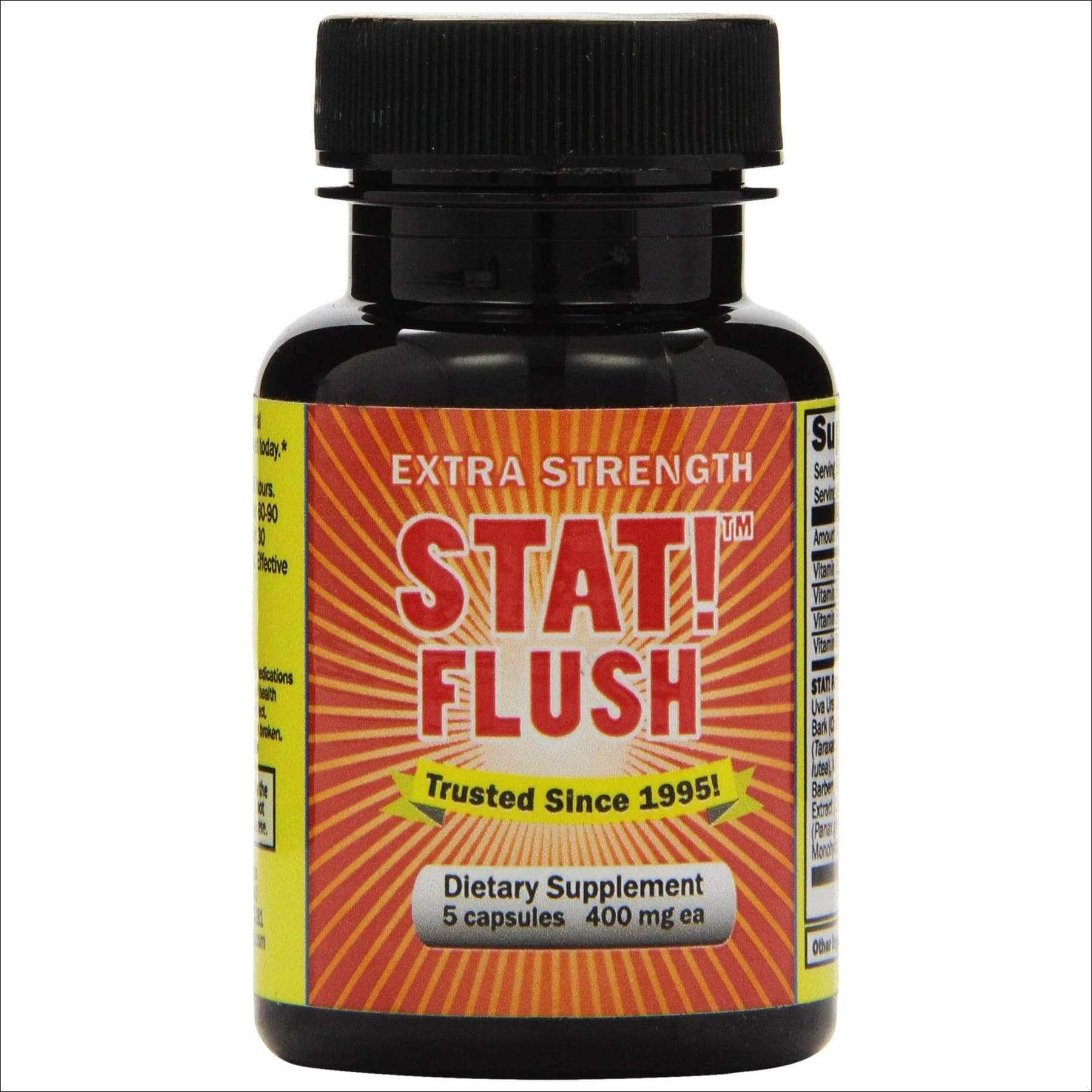 Stat Flush Extra Strength Dietary Supplement
