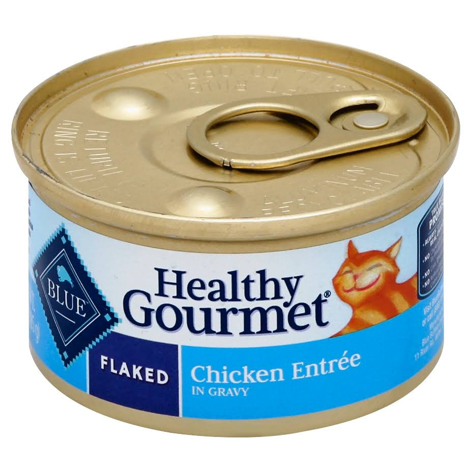 Blue Buffalo Healthy Gourmet - Chicken Entree Flaked