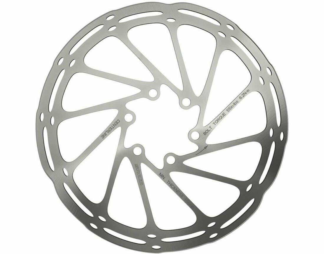 SRAM Centerline Rounded Disc Brake Rotor - 160mm