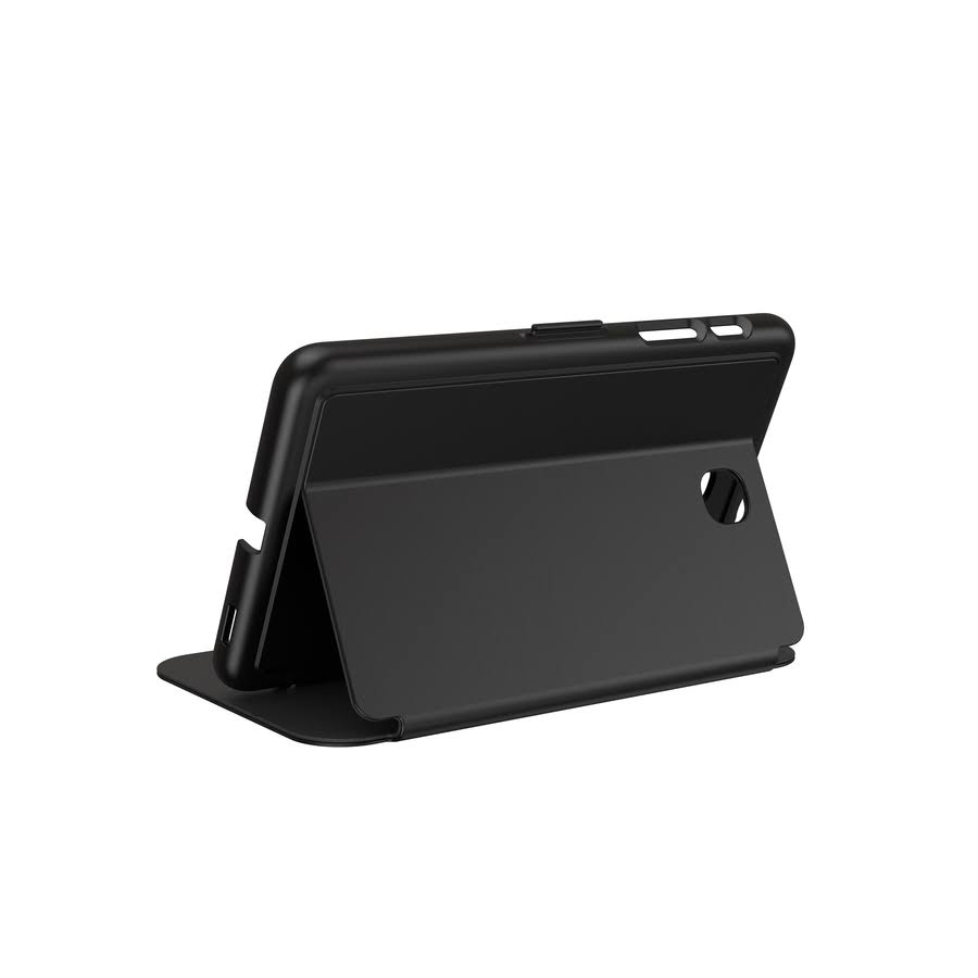 Speck Balance Folio Series Hard Case for Samsung Tab A 8.0 - Black