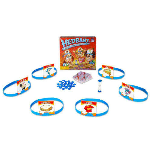 Spin Master Games Hedbanz Board Game