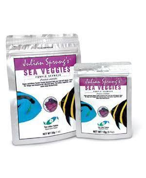 Two Little Fishies Julian Sprung's SeaVeggies Purple Seaweed - 30g