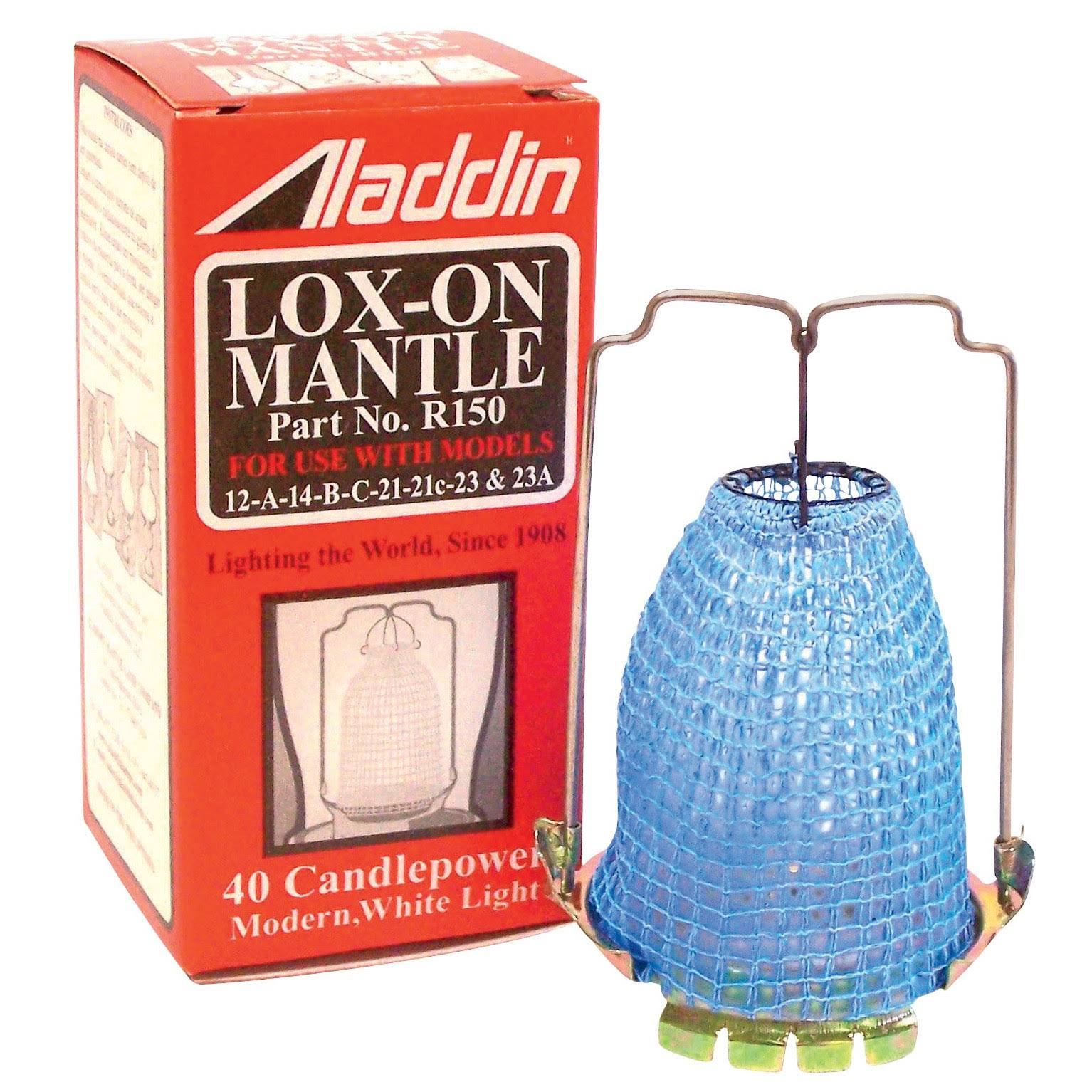 Aladdin R-150 Mantles Lamps - Blue