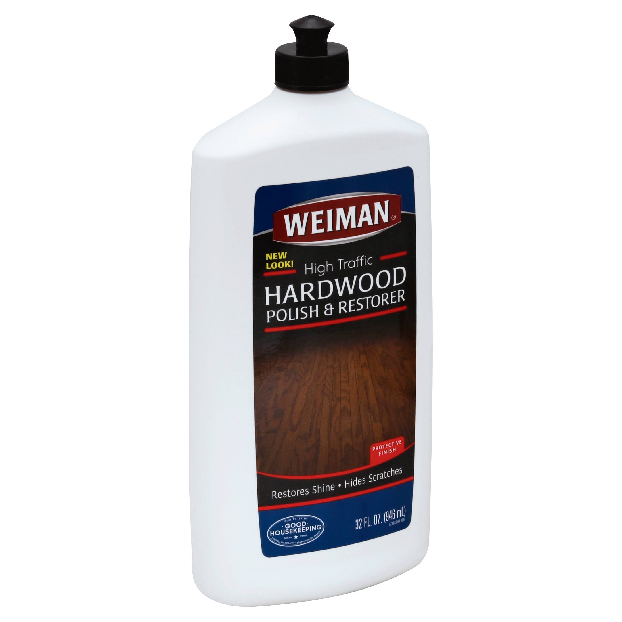 Weiman Wood Floor Polish and Restorer - 32oz
