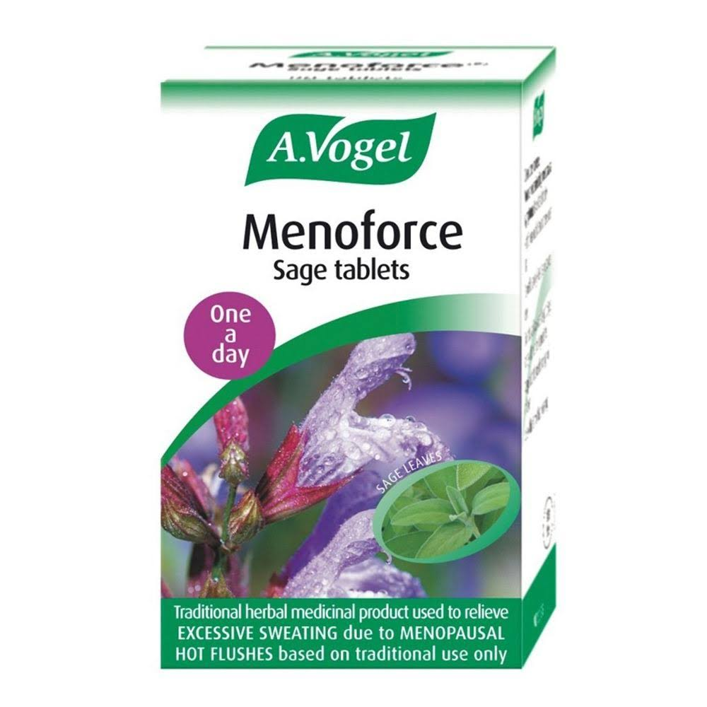 A. Vogel Menoforce Sage Tablets - 30 Tablets