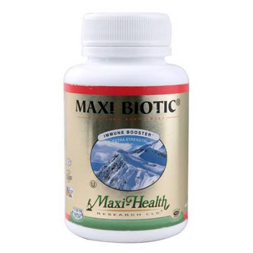 Max Health Maxi Biotic 450 Dietary Supplement - 90 Capsules