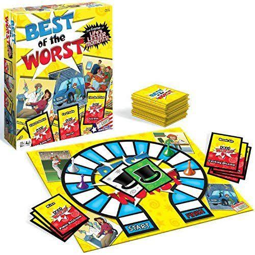 Endless Games Best of The Worst Board Game