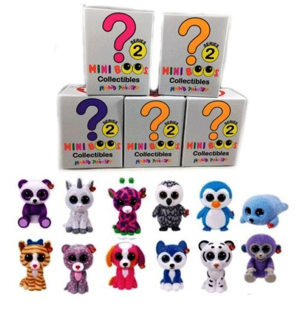 Ty Mini Boos Series 2