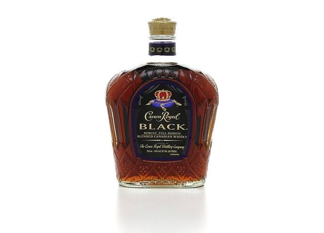 Crown Royal Black Whisky