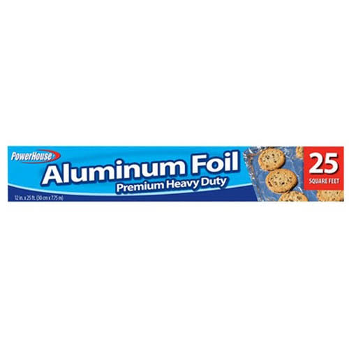 Personal Care Products LLC 92799-5 12x25 HD Alu Foil, Pack of 24