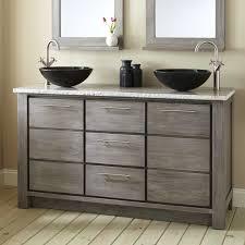 18 Inch Deep Bathroom Vanity Top by Teak Vanities Bathroom Vanities Signature Hardware