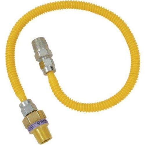Brass Craft Gas Connector - Stainless Steel