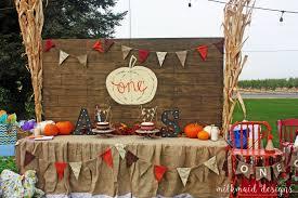 White Oak Pumpkin Patch by Pumpkin Party Backdrop Pumpkin Patch First Birthday Pinterest