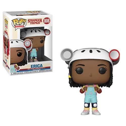 Funko Pop! Television: Stranger Things Vinyl Figure - Erica
