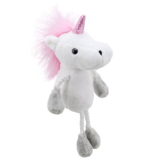 The Puppet Company - Finger Puppet - Unicorn