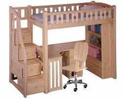 Wood Bunk Beds Plans by Desk Bunk Bed Combo Loft Bunk Bed Desk Shanghai Fine V